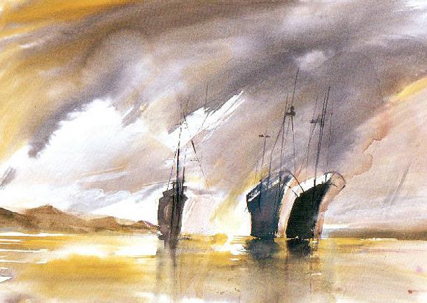 portraits Ship